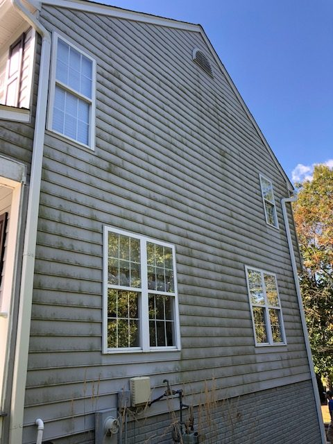 House and siding cleaning